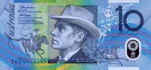Австралийский доллар10а