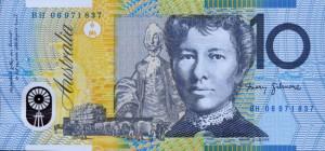 Австралийский доллар10р