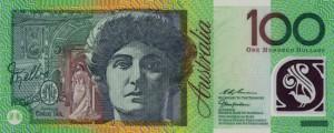 Австралийский доллар100а