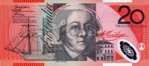 Австралийский доллар20а