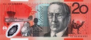 Австралийский доллар20р