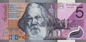 Австралийский доллар5а