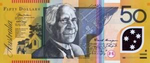 Австралийский доллар50а