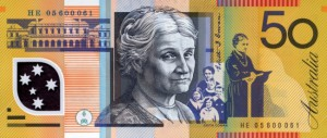 Австралийский доллар50р