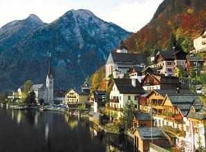 Австрия - отличное место для туризма