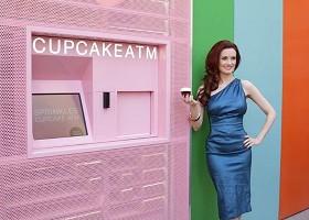 Автомат продажи кексов