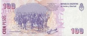 Аргентинские песо100р