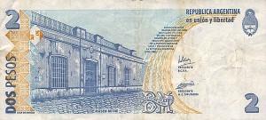 Аргентинские песо2р