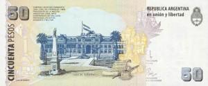 Аргентинские песо50р