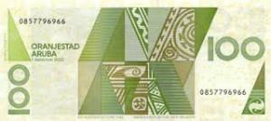 Арубанский флорин 100р
