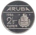 Арубанский флорин 2а