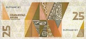 Арубанский флорин 25р