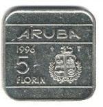 Арубанский флорин 5а
