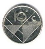 Арубанский цент 10а