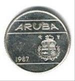 Арубанский цент 10р