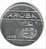 Арубанский цент  25р