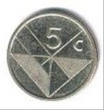 Арубанский цент 5а