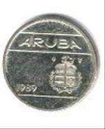 Арубанский цент 5р