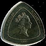 Бермудский доллар 1а