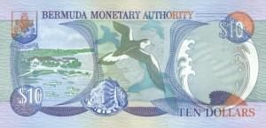 Бермудский доллар 10р