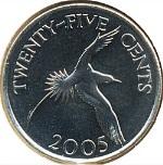 Бермудский цент 25а