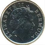 Бермудский цент 25р