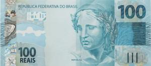 Бразильский реал100а