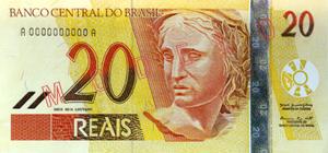 Бразильский реал20а