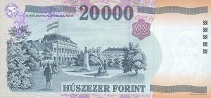 Венгерский форинт20000р
