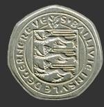 Гернсийский цент20а