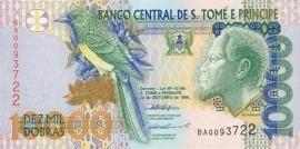 Добра Сан-Томе и Принсипи 10000а