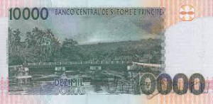 Добра Сан-Томе и Принсипи 10000р