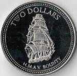 Доллар Островов Питкэрн 2а