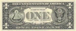 Доллар США1р