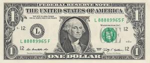 Доллар США1
