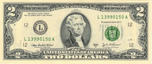 Доллар США2