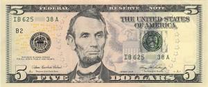 Доллар США5