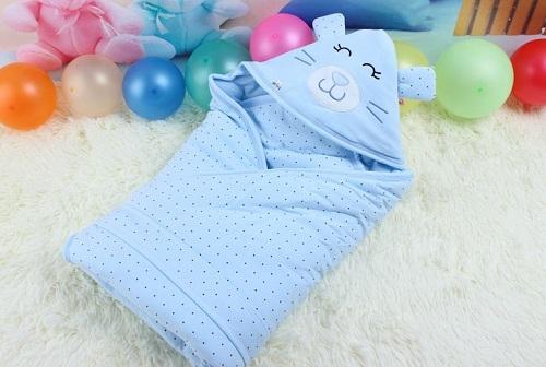 Дышащий спальный мешок для новорожденных