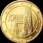 Евроцент Австрия10а