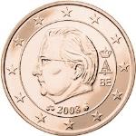 Евроцент Бельгия1а