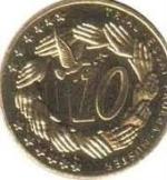 Евроцент Венгрия10а
