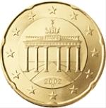 Евроцент Германия20а
