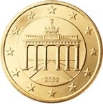 Евроцент Германия50а
