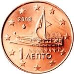 Евроцент Греция1а