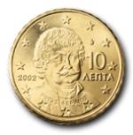 Евроцент Греция10а