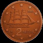 Евроцент Греция2а