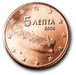 Евроцент Греция5а