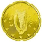 Евроцент Ирландия20а