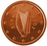 Евроцент Ирландия5а