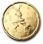 Евроцент Италия20а